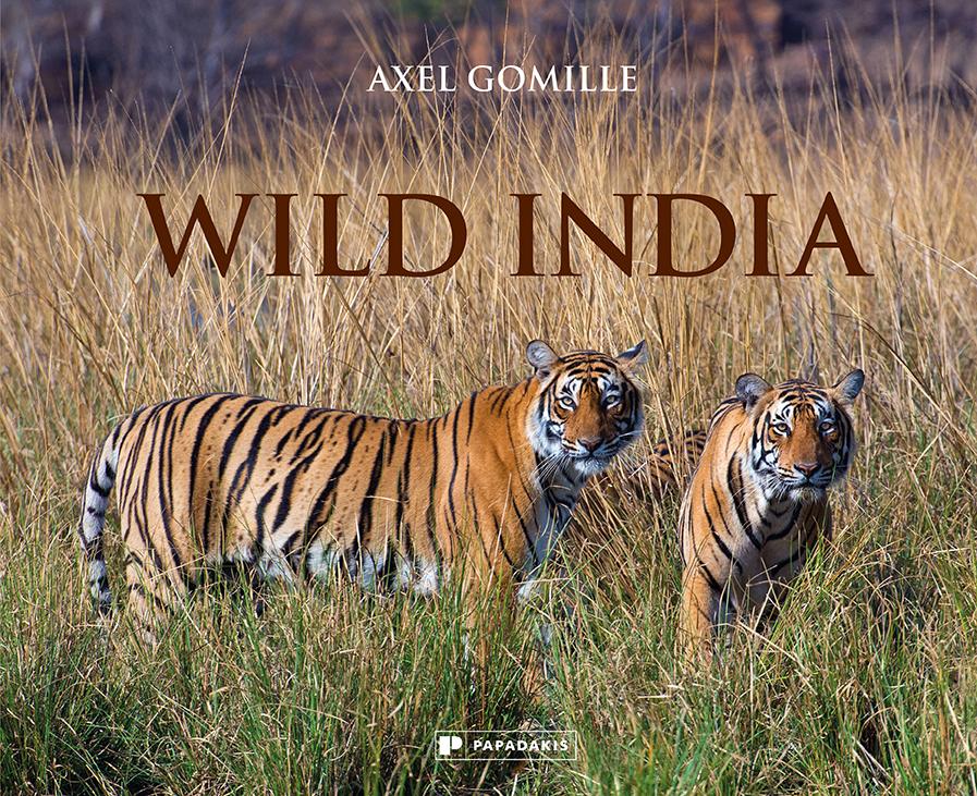 Wild India cover