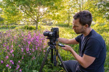 Photographer Ross Hoddinott