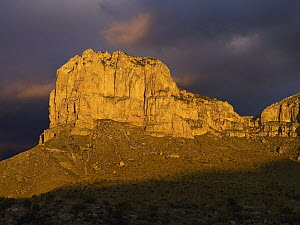 El Capitan, Guadalupe Mountains National Park, Texas  -  Tim Fitzharris