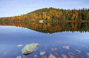 Jigging Cove Lake, Cape Breton Highlands National Park, Nova Scotia, Canada - Scott Leslie