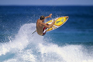 Sean Hayes, March 1998, Rocky Point, Oahu, Hawaii  -  Bob Barbour
