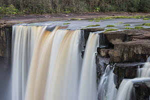 Kaieteur Falls, Potaro River, Kaieteur National Park, Guyana - Pete Oxford