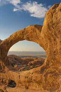 Double O Arch, Arches National Park, Utah - Jeff Foott