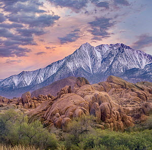 Sierra Nevada, Alabama Hills, California  -  Tim Fitzharris