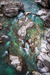Creek, Valle Verzasca, Ticino, Switzerland  -  Heike Odermatt