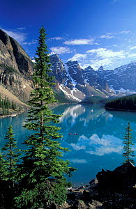 Morraine Lake, Banff National Park, Alberta, Canada, North America - David Noton