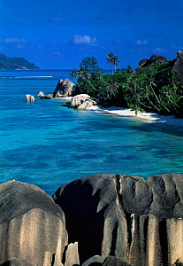 Anse Source d'Argent Beach, La Digue Island Seychelles, Indian Ocean - Gavin Hellier