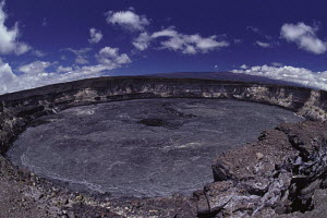 Kilauea Caldera crater Hawaii Volcanoes NP Big Island  -  Photo Resource Hawaii
