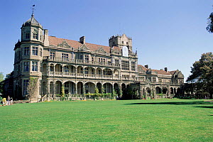 Viceroy's Lodge (now Indian Institute of Advance Studies) Shimla, Himachal Pradesh, India  -  Toby Sinclair
