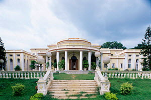 British Residency c.1820, Mysore, Karnataka, India  -  Toby Sinclair