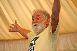 David Bellamy, wildlife presenter and conservationist, UK. 2005 - Jason Smalley