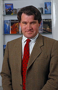 Alastair Fothergill, Producer and ex Head of the BBC Natural History Unit, Bristol, UK 1996 - Rob Cousins
