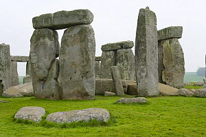 Stonehenge, ancient stone circle, near Salisbury, Wiltshire, UK  -  Jason Smalley