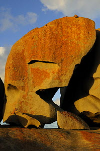Remarkable Rock site, Flinders Chase National Park, Kangaroo Island, South Australia, Australia  -  Jouan & Rius