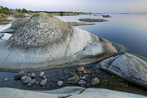 Coastal landscape, Kallsk�r, Stockholm Archipelago, Sweden, June 2009 - Wild Wonders of Europe / O. Haarberg