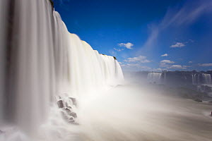 Waterfalls, Iguacu (Iguazu) National Park, Brazil - Michael Hutchinson