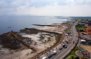 Salthill during the Volvo Ocean Race Inshore Races, Galway, Ireland, May 2009.  -  Merryn Thomas