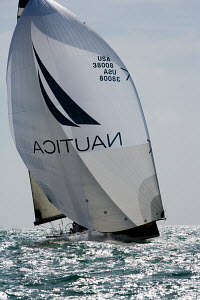 "JV 52 ""Amena & Core"" at Key West Race Week, Florida, January 2010. - Richard Langdon"