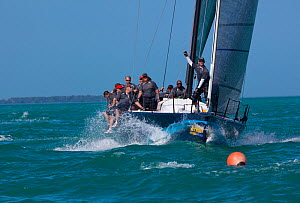 ^Anema and Core^ during a race in Key West Race Week. Florida, USA, January 2011.  -  Billy Black