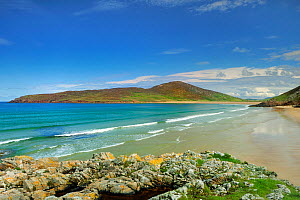 Tranarossan Bay, near Melmore Head, Rosguill Peninsula, County Donegal, Republic of Ireland, August 2011 - Robert Thompson