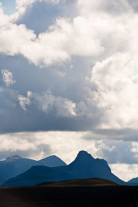 Coigach skyline, Coigach and Assynt, Sutherland, Scotland, UK, June 2011  -  Niall Benvie / 2020VISION