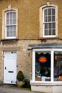 Post office, Minchinhampton, Gloucestershire, UK, November 2008.  -  Nick Turner