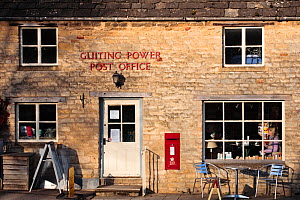 Guiting Power Post Office, Gloucestershire, UK, November 2008.  -  Nick Turner