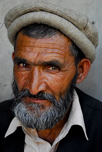 Portrait of a Balti man, Gilgit, Pakistan, July 2007. - Enrique Lopez-Tapia,Enrique Lopez-Tapia