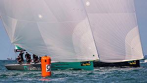 'Quantum' racing in Key West Race Week 2013, Florida. All non-editorial uses must be cleared individually. - Onne van der Wal
