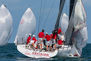 'Decision' races in Key West Race Week 2013, Florida. All non-editorial uses must be cleared individually.  -  Onne van der Wal
