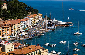 Porto Santo Stefano Harbour during the Panerai Classic Yacht Challenge, Argentario Sailing Week 2013. Porto Santo Stefano, Italy, 14th June 2013. All non-editorial uses must be cleared individually. - Sea  & See