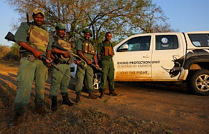 Anti poaching patrol in iMfolozi National Park, South Africa, October 2011. - Staffan Widstrand