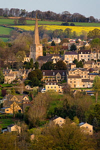 "Village of Painswick - ""the Queen of the Cotswolds"", Gloucestershire, UK. April 2015.  -  Nick Turner"