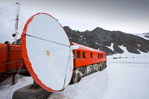 Base Orcadas, an Argentine scientific station in Antarctica, Laurie Island, South Orkney Islands, Antarctic Peninsula. - Ashley Cooper