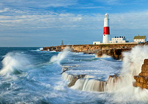 Portland Bill Lighthouse, Isle of Portland, Dorset, England, UK. November 2011. - Guy Edwardes