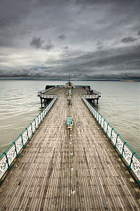 Penarth Pier, near Cardiff, South Glamorgan, Wales - Graham Eaton