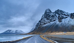 Route One, Southeast Iceland. December  -  Terry  Whittaker