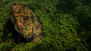 Sigiriya or Lion Rock Sigiriya, Central Province, Sri Lanka - Lucas Bustamante
