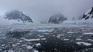 Lemaire channel, between Booth Island and the Kiev Peninsular, Antarctica.  -  Ashley Cooper