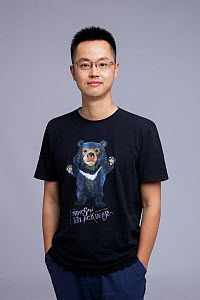 Photographer Dong Lei, portrait, 2019 China  -  Dong Lei