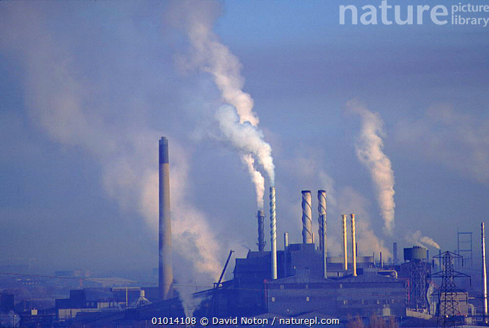 Air pollution, Avonmouth, England,  UK  ,  AIR,AVONMOUTH,BRITISH,BUILDINGS,DNO,EUROPE,HORIZONTAL,INDUSTRIAL,INDUSTRY,POLLUTION,UK,UNITED KINGDOM,ENGLAND, United Kingdom, United Kingdom, United Kingdom, United Kingdom, United Kingdom  ,  David Noton