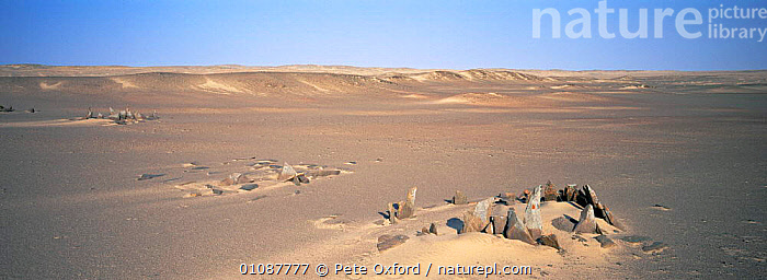 Ancient dwelling remains on Skeleton coast, Namibia  ,  AFRICA,COASTS,CULTURES,DESERTS,HOMES,LANDSCAPES,SOUTHERN AFRICA,TRIBES,Catalogue1  ,  Pete Oxford