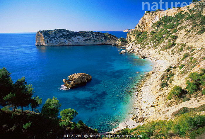 Ambolo beach, Javea, Alicante, Spain  ,  BEACHES,COASTS,EUROPE,LANDSCAPES,MEDITERRANEAN,SPAIN  ,  Jose B. Ruiz