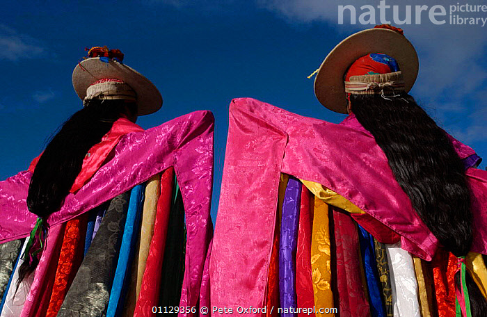 Salasaca indian dancers at Corpus Christi Festival, Salasaca, Andes, Ecuador  ,  LANDSCAPES,GROUPS,PEOPLE,DANCER,DANCING,AMBATO,CEREMONY,COLOURFUL,PROVINCE,RELIGIOUS,TRADITIONAL,TUNGURAHUA,TRIBES  ,  Pete Oxford