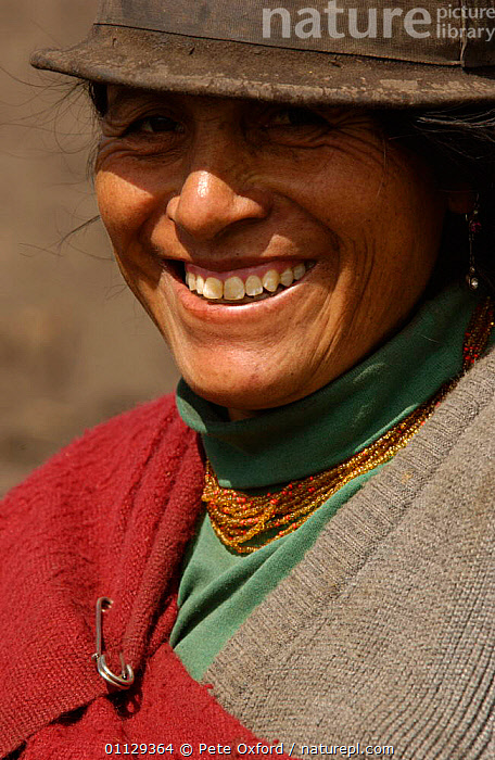 Quichua indian woman, Andes, Ecuador  ,  LANDSCAPES,PEOPLE,FACES,QUECHUA,PORTRAITS,VERTICAL,TRIBES  ,  Pete Oxford