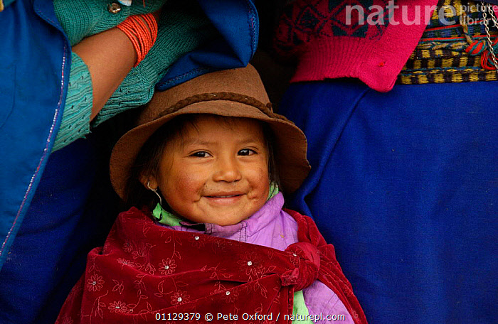 Quichua indian child, Piedra Negra community, Chimborazo, Andes, Ecuador. 2004  ,  TRIBES,SOUTH AMERICA,PROVINCE,QUECHUA,ECUADOR,CUTE,CHILDREN,LLAMAS,PEOPLE,PARAMO  ,  Pete Oxford