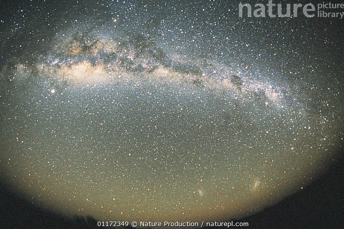 The Milky Way in the Southern Hemisphere, Australia  ,  ASTRONOMY,AUSTRALIA,NIGHT,SKY,STARS  ,  Nature Production