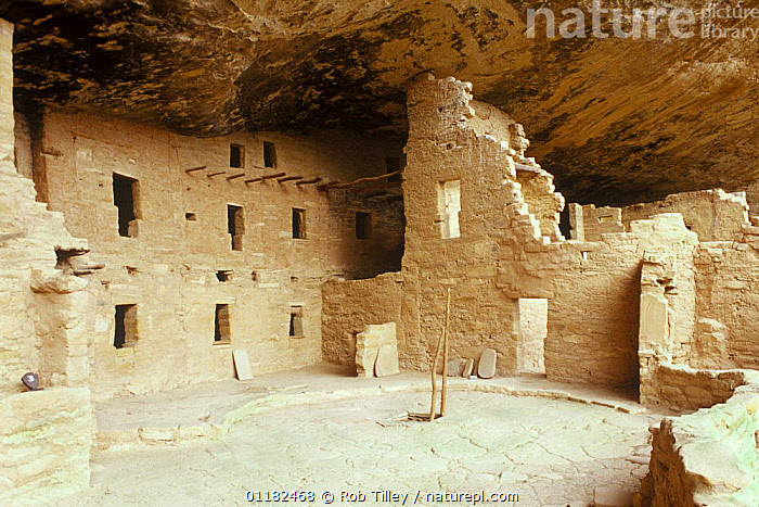 Spruce Tree House, Mesa Verde NP, Colorado, USA  ,  BUILDINGS,CLIFFS,HOMES,INTERESTING,NORTH AMERICA,RESERVE,ROCK FORMATIONS,WEIRD,Geology,USA  ,  Rob Tilley