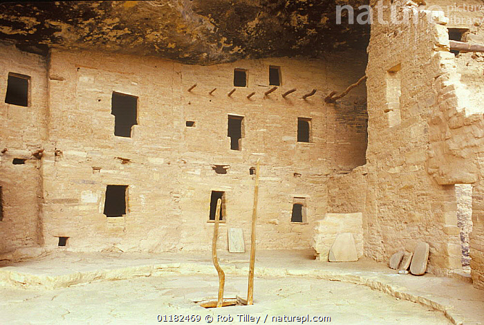 Spruce Tree House, Mesa Verde NP, Colorado, USA  ,  BUILDINGS,CLIFFS,HOMES,NORTH AMERICA,RESERVE,ROCK FORMATIONS,WEIRD,Geology,USA  ,  Rob Tilley