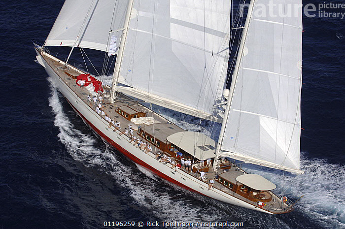 """SY """"Adele"""", 180 foot Hoek Design, at the Superyacht Cup Palma, October 2005 Non editorial uses must be cleared individually.  ,  AERIALS,ANGLES,Balearic Islands,BALEARIC ISLANDS,Bay of Palma,BOATS,EUROPE,HORIZONTAL,KETCHES,mallorca,MS,RACES,SAILING BOATS,SUPERYACHTS,YACHTS, SAILING-BOATS , SAILING-BOATS , SAILING-BOATS , SAILING-BOATS , SAILING-BOATS , SAILING-BOATS , SAILING-BOATS  ,  Rick Tomlinson"""